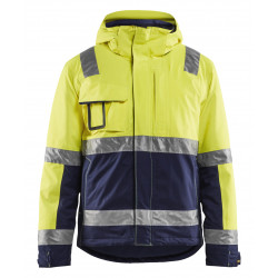 Winterjas High Vis