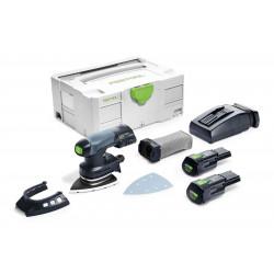 Festool accu-deltaschuurmachine DTSC 400 Li 3.1 – Plus