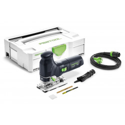 Festool pendeldecoupeerzaag TRION PS 300 EQ – Plus