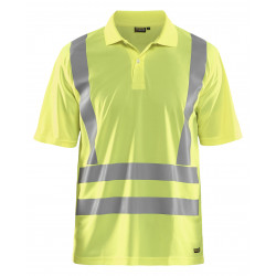 UV-Poloshirt High Vis