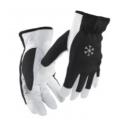 Gevoerde handschoen