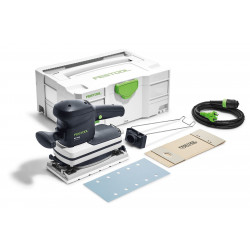 Festool vlakschuurmachine RS 100 Q – Plus