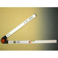 BMI Hoekmeter Korte been 60 cm, lange been 80 cm
